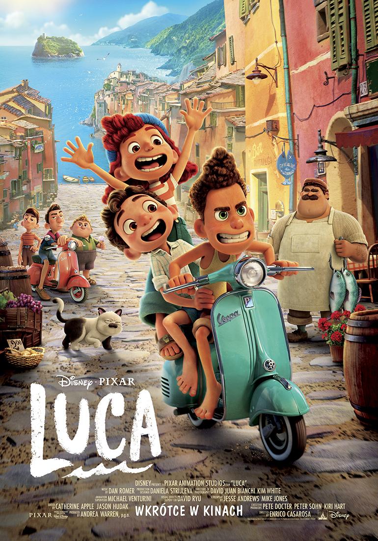 Luca - plakat