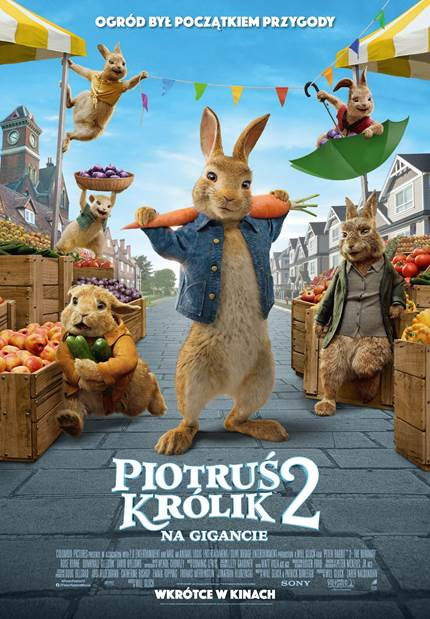 Piotruś królik 2